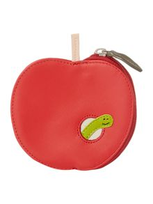 Mywalit Red apple coin purse