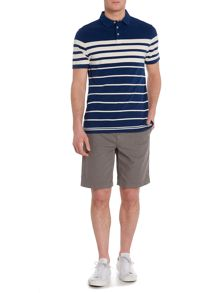 Howick Yacht engineered short sleeve polo