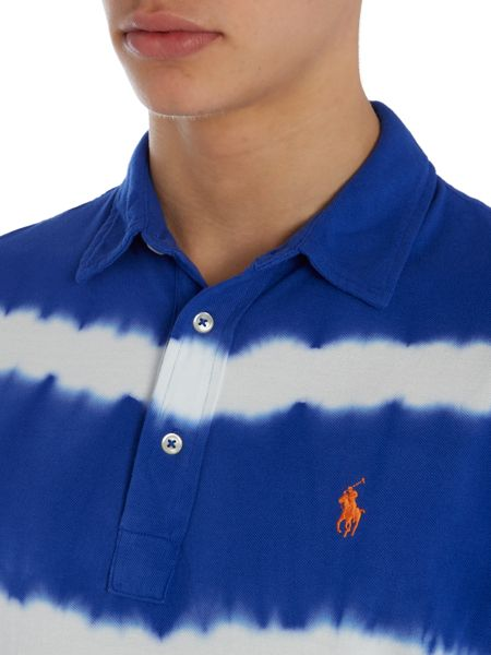 Polo Ralph Lauren Custom fit featherweight mesh polo