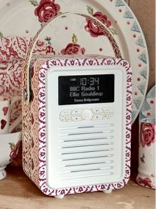 View Quest Emma Bridgewater Retro DAB+ Radio Sampler