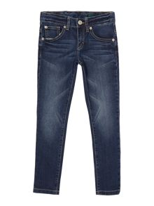 Benetton Boys 5 pocket jean