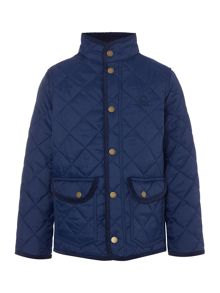 Benetton Boys Quilted Jacket