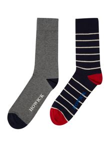 Howick Striped Sock