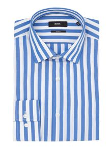 Hugo Boss Slim Wide Stripe Shirt