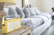 View Quest Hepburn DAB+ Radio & Bluetooth Speaker Mustard