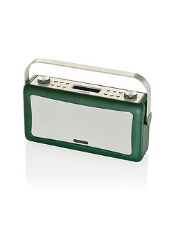 Hepburn DAB+ Radio & Bluetooth Speaker Emerald