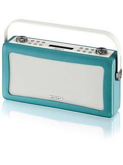 Hepburn Bluetooth Speaker Teal