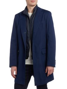 Hugo Boss Slim Detachable Inner Coat