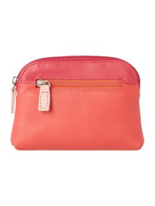 Mywalit Pink small zip coin purse