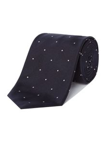 Hugo Boss Micro Geo Dot Tie