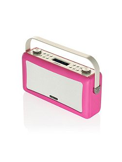 Hepburn Bluetooth Speaker Hot Pink