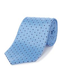 Hugo Boss Diamond Patterned Tie