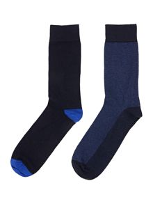 Linea Patterened Sock