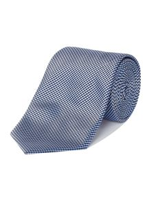 Hugo Boss Diagonal Grid Tie
