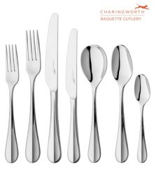 Baguette 24 Piece Cutlery Set