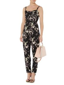 Therapy Ori Floral Jumpsuit