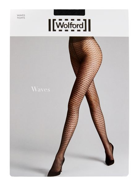 Wolford Wave tights