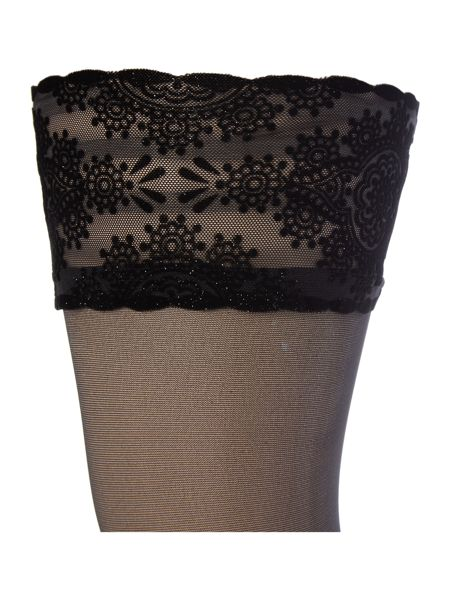 Wolford Glam hold ups