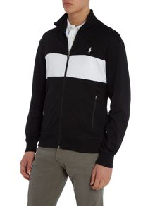 Full Zip interlock sweat