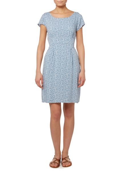 LILY & ME Short sleeve a line dress