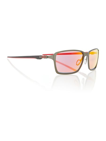 Oakley OO6017 rectangle sunglasses