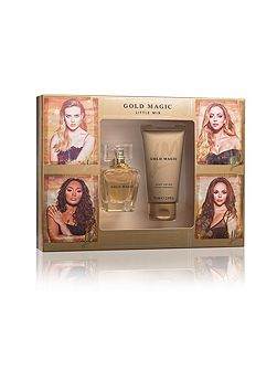 Little Mix Gold Magic 50ml Eau de Parfum