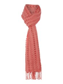 Dickins & Jones Cut out scarf