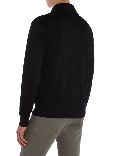Polo Ralph Lauren Double layer shawl collar sweat