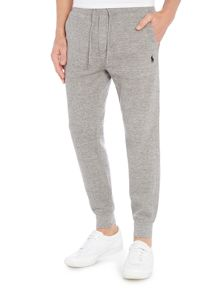 French rib sweat pant