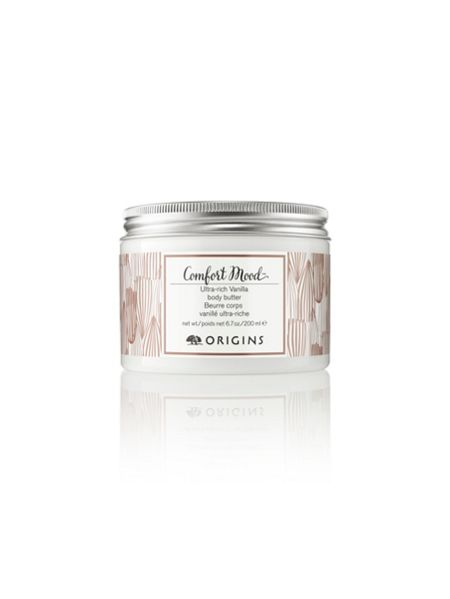 Origins Comfort Mood Ultra-Rich Vanilla Body Butter
