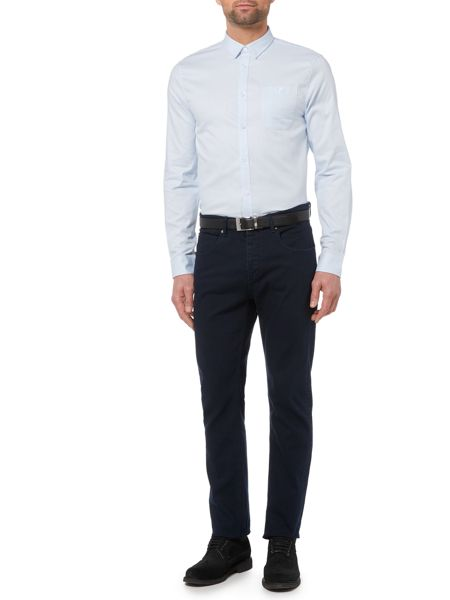 Linea Ryan Cotton Oxford Shirt