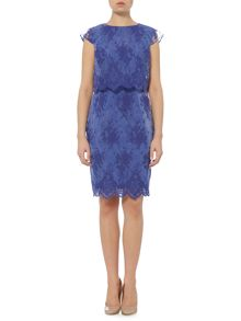 Linea Delphine lace detail dress