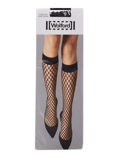 Wolford Madeline knee highs