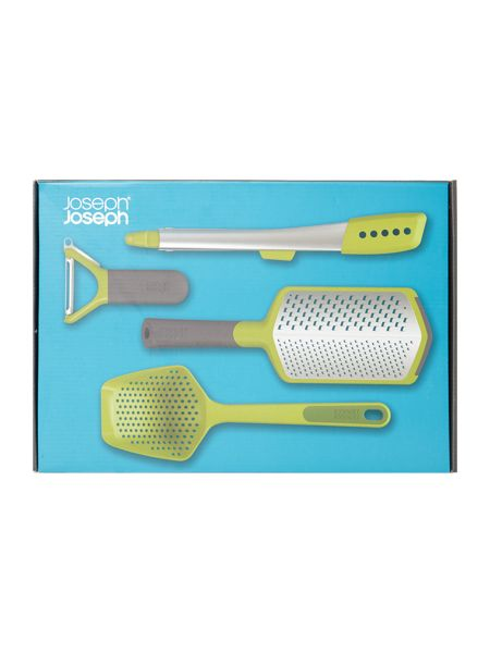 Joseph Joseph The Foodie 4-Piece Gadget & Utensil Gift Set