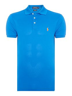 Men's Polo Ralph Lauren Slim Fit Stretch Mesh