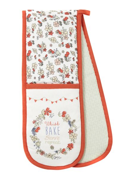Linea Whisk, Bake, Repeat double oven glove
