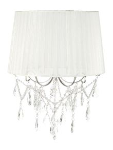 Linea Angellica White Chandelier