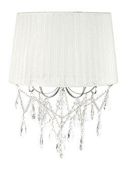 Angellica White Chandelier