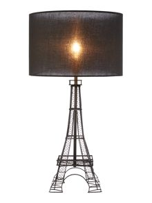 Linea Eiffel Tower Table Lamp