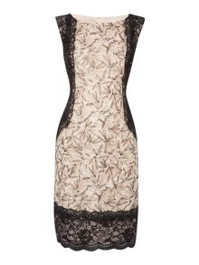 Linea Louisa embroidered dress