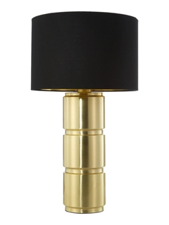 Biba Clarissa Gold Table Lamp