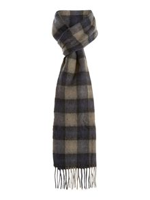 Barbour Gowan check scarf