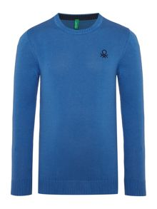 Boys Logo jumper