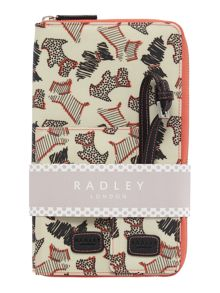 Radley Fleet street ivory travel gift set