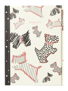 Radley Fleet street A6 notebook