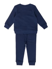 Benetton Boys Tracksuit set