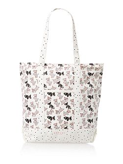 Radley Fleet street multicoloured large tote bag