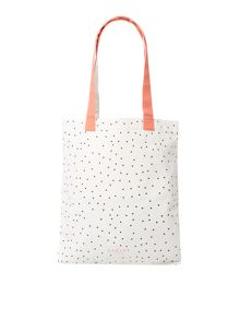Fleet street multi coloured medium tote bag
