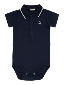 Benetton Boys Polo body suit