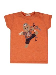 Boys Teddy graphic tee